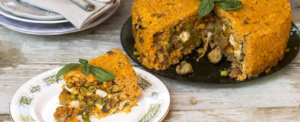 Ricetta Sart di riso  Agrodolce