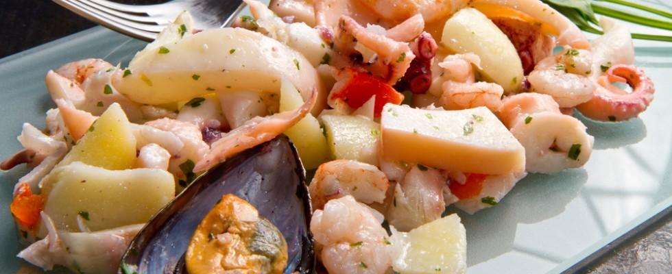Insalata di mare 15 gustose varianti  Agrodolce