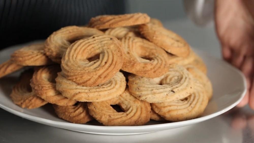 Ricetta Biscotti alle nocciole  Agrodolce