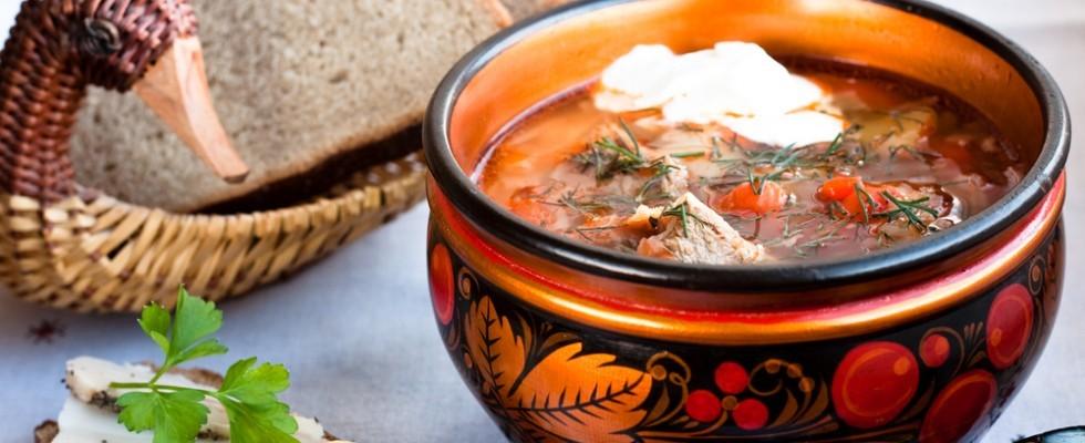 Non solo cucina zarista cosa si mangia in Russia  Agrodolce