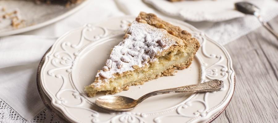 Ricetta Crostata vegana della nonna  Agrodolce