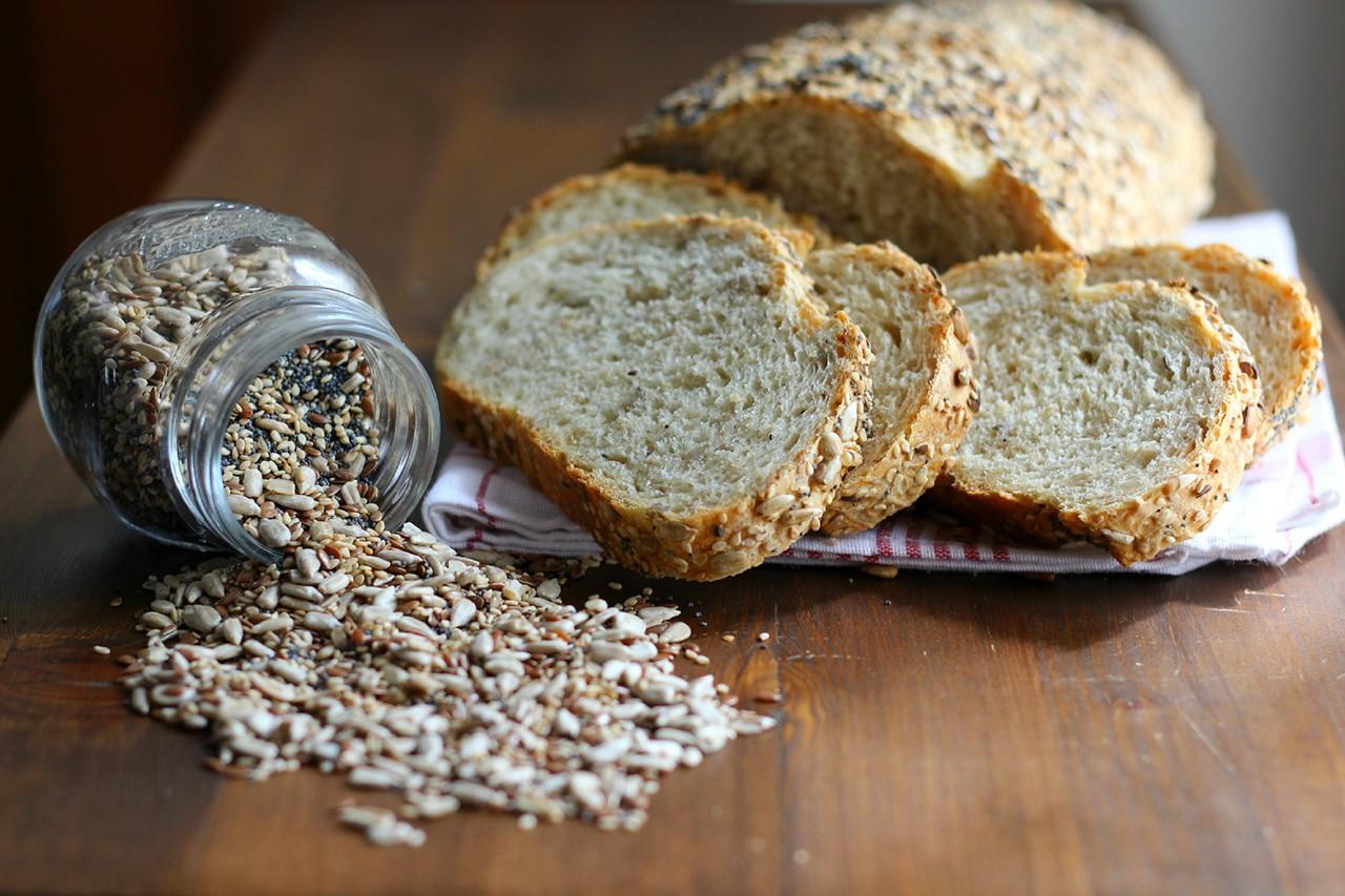 Ricetta Pane ai cereali fatto in casa  Agrodolce