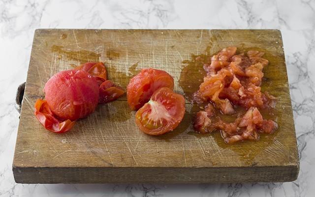 pasta con mejillones step6