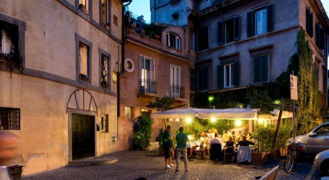 Le guide di Agrodolce dove mangiare a Trastevere a Roma  Agrodolce