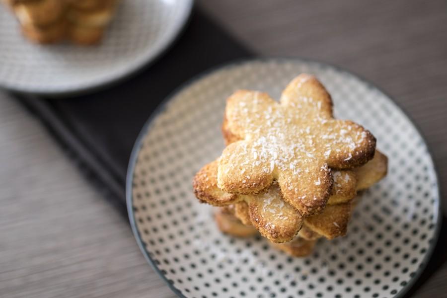 Ricetta biscotti con farina di mandorle  Agrodolce