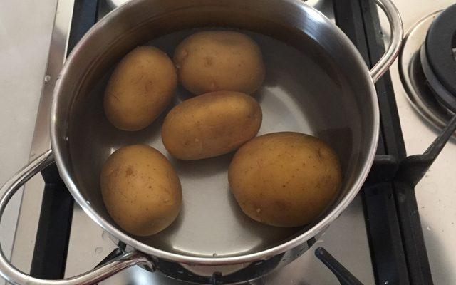 Ricetta Patate e peperoni cruschi  Agrodolce
