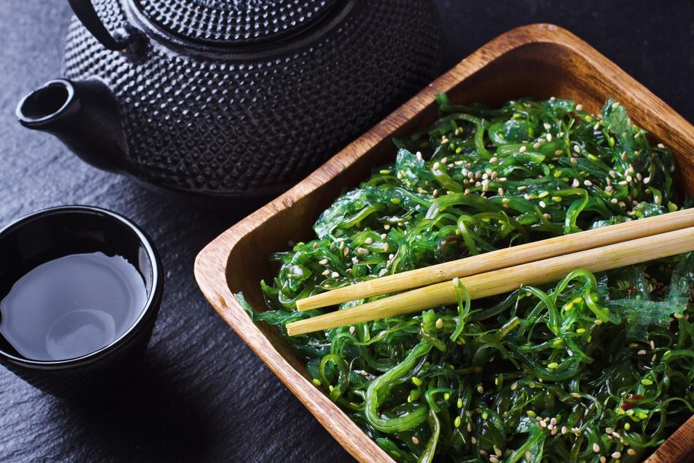 Ricetta Insalata giapponese lalga Wakame  Agrodolce