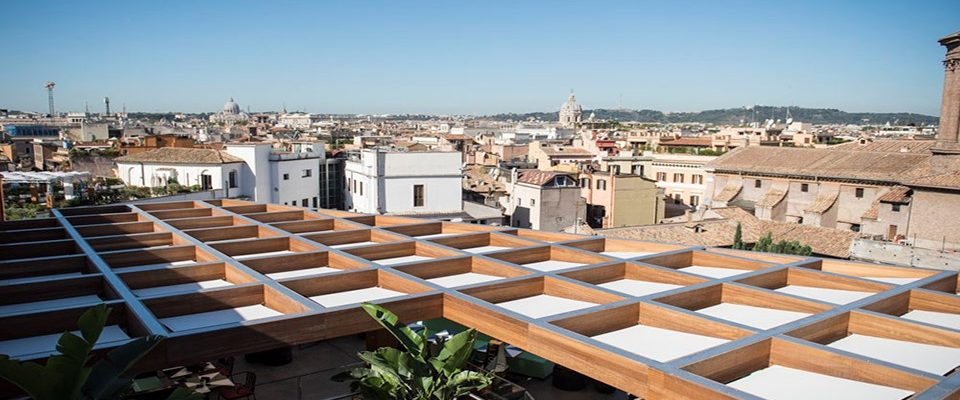 Roma Rinascente ospita MadeITerraneo e Up Sunset Bar  Agrodolce