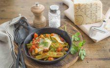 Ricetta insalata fagiolini e patate  Agrodolce