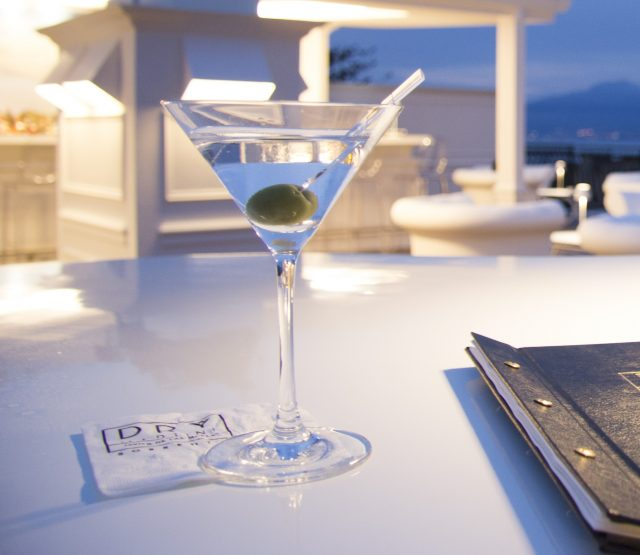 Ha aperto il primo dry Martini bar in Italia  Agrodolce