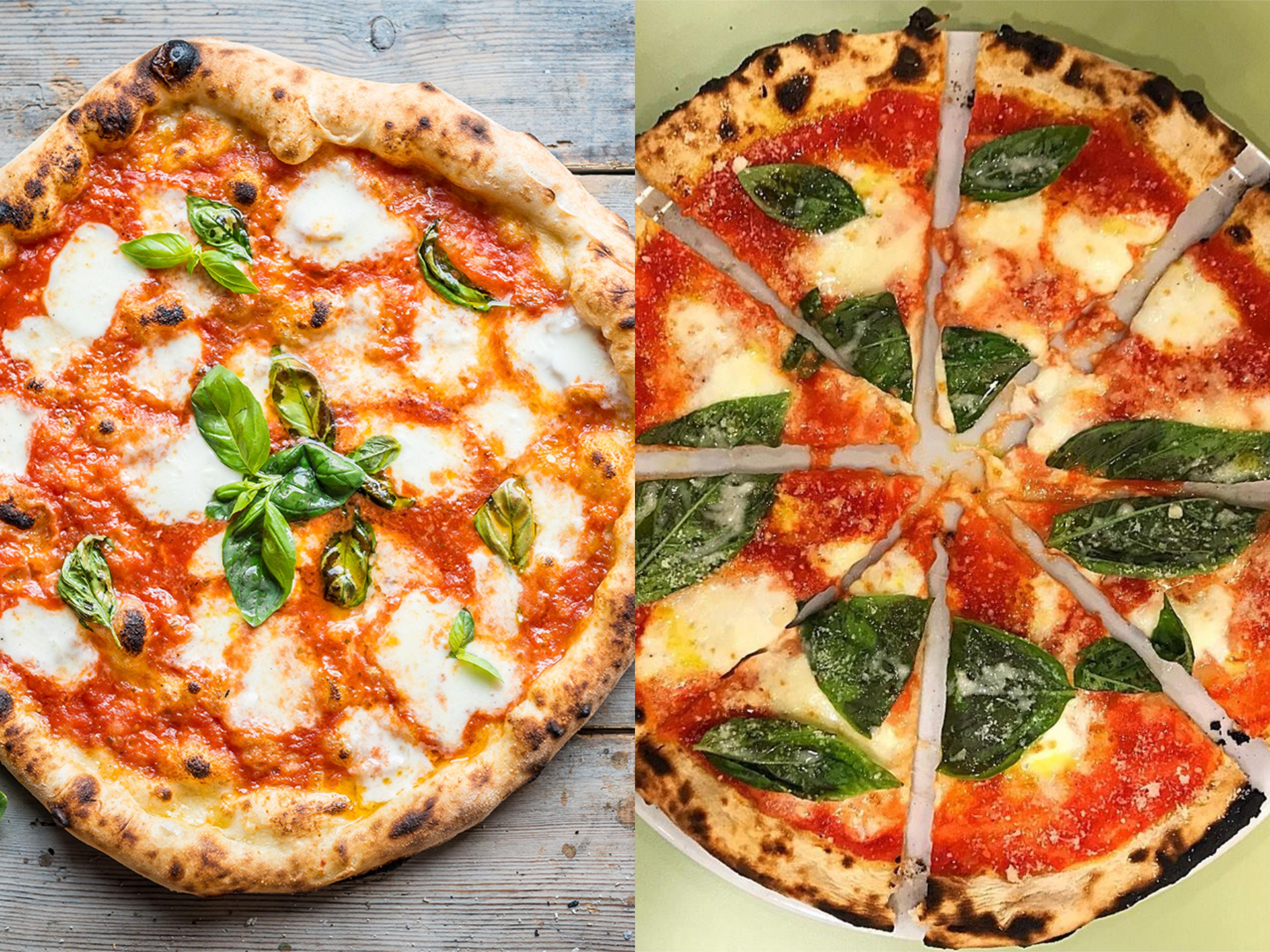 Quali sono le differenze fra pizza napoletana e pizza