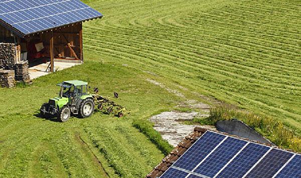 «Σπέρνει» φωτοβολταϊκά και «φυτρώνει» κέρδη σε αγρότες