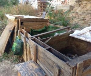 Hacer compost de jardin