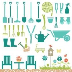 10 Herramientas para cultivar el huerto: Herramientas agrícolas