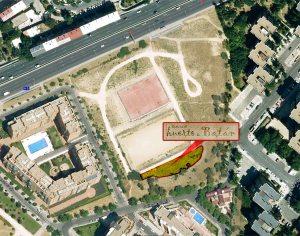 Huertos urbanos en el Distrito de Latina - Madrid