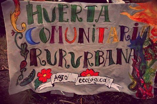 "Huerta Comunitaria ""Rururbana"""