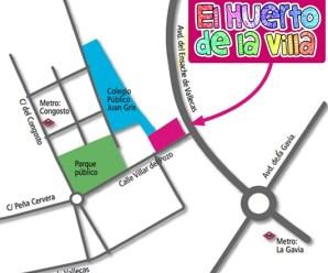 Villa de Vallecas y sus Huertos Urbanos