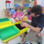 Huertos en Guarderías: Aprendiendo a sembrar