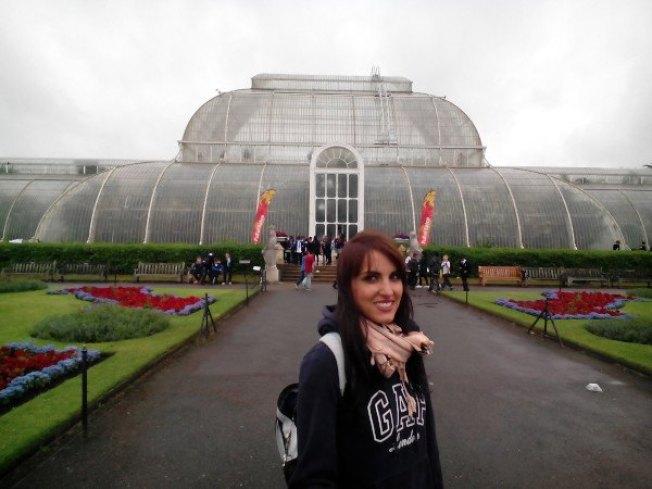 Palm House, el invernadero de plantas tropicales de Kew Gardens
