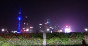 Shanghai: Naturación urbana, lo que vi en mi viaje