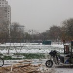 Pekín: Cultivando en Invierno un Huerto Urbano