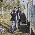 Tianze farm: Pick up farm en Taian (China).