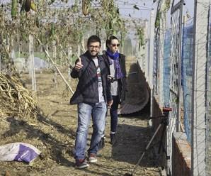 Hoy hablaremos de nuestra visita a Tianze farm. Una huerta ecológica en Taian.