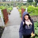 Huertos para aprender: The Kew Guild Student Vegetable Plots