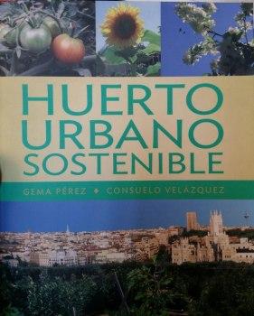 Libro Huerto urbano sostenible