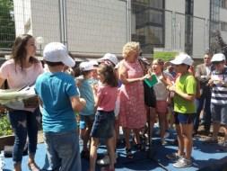 Primer Concurso de Huertos Escolares Sostenibles de Madrid