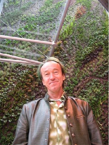Patrick Blanc, botánico e investigador