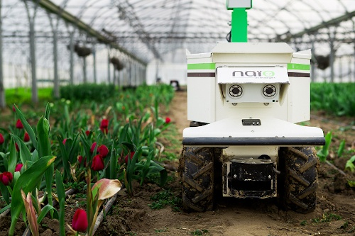Robots agrícolas para huerto o invernadero