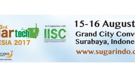 sugar tech indonesia 2017