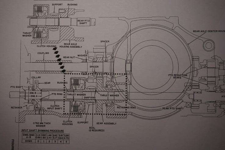 Further Ford Tractor Wiring Diagram On Ford 555 Backhoe Wire Harness