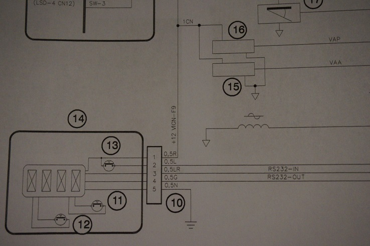 Wiring Diagram Circuit And Wiring Diagram For Automotive Car Lzk