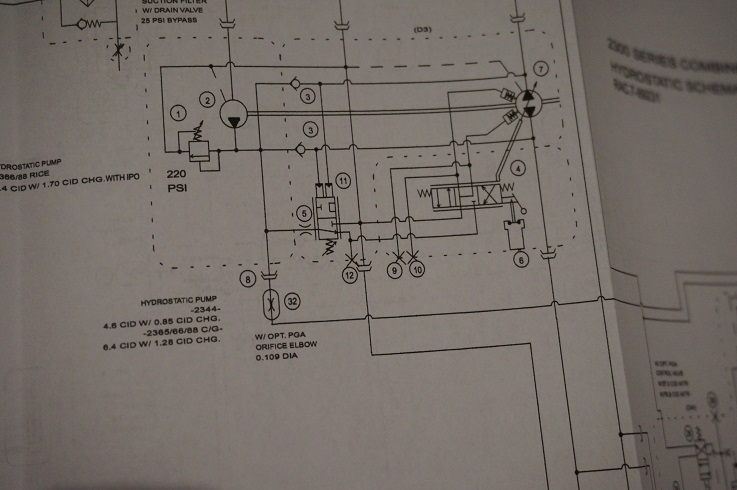 case ih 2388 wiring diagram switched gfci outlet combine axial-flow 2344 2366 2144 2166 2188 workshop service manual | ebay