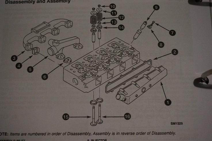 John Deere Backhoe Wiring Diagram Case Tractor 4210 4220 4230 4240 Service Workshop Repair