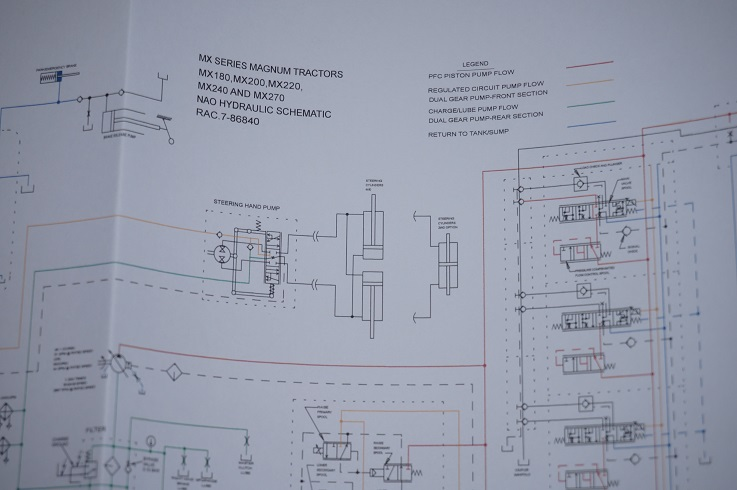 Switch Wiring Diagram Moreover International Tractor Wiring Diagram