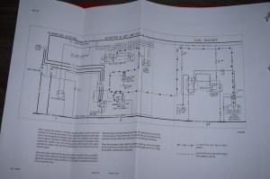 Case MAGNUM PRO 7210 7220 7230 7240 7250 tractor service manual book 767882