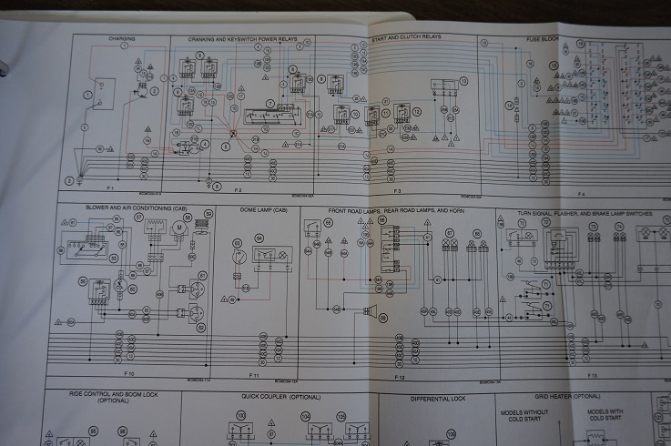 Ford 4000 Tractor Ignition Switch Wiring Diagram New Holland Wiring
