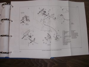 New Holland C232 C238 Compact Track Loader Workshop Service Manual 47540694