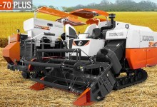 Photo of Mesin Memanen Combine Harvester Kubota DC  70 Plus dan DC – 93