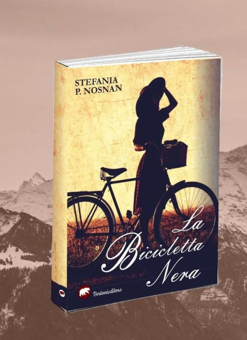 """Stefania P. Nosan, """"vi racconto la mia bicicletta nera""""."""