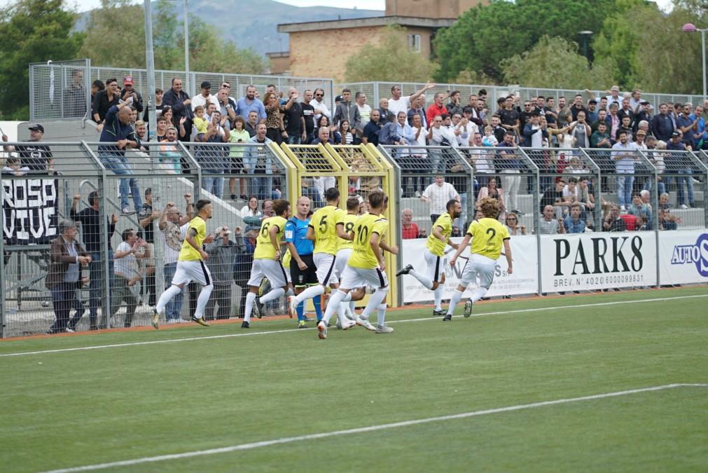 """Il Nola ferma l'FC Messina. 1-1 nella prima allo """"Sporting"""""""
