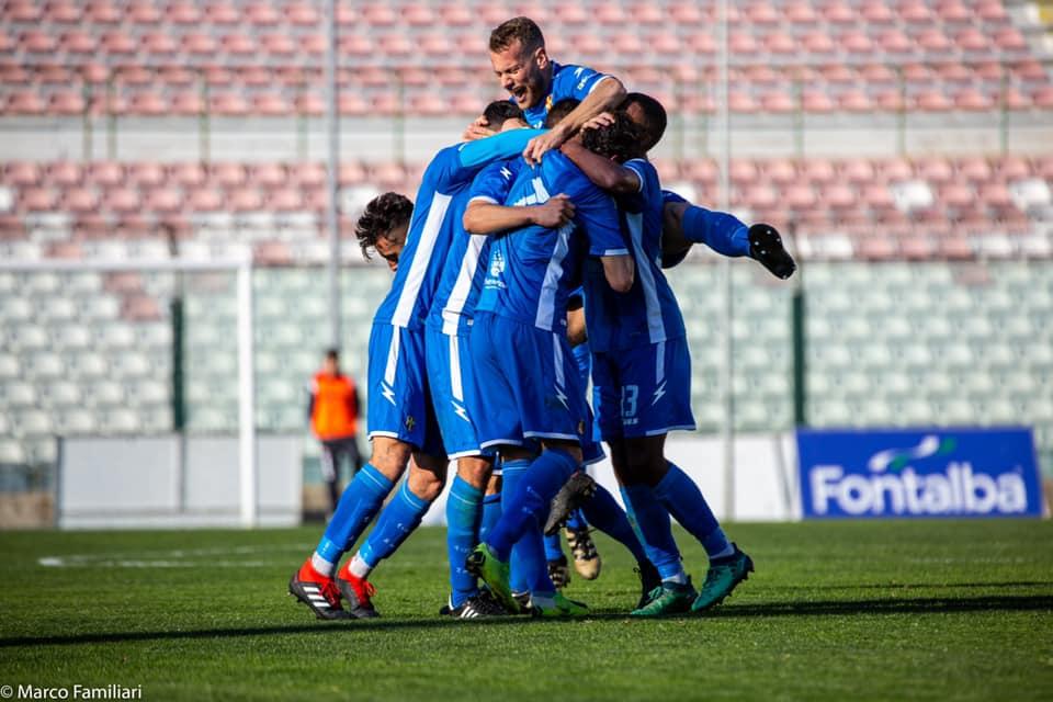 Il Nola si ferma a Messina. L'FC batte i bianconeri 2-0 [? VIDEO]