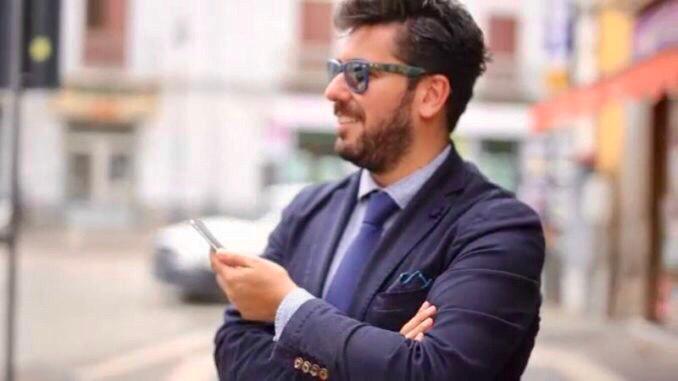 Giovanni Corrado entra nell'assemblea nazionale di Italia Viva