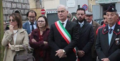 E' morto il sindaco di Saviano, Carmine Sommese