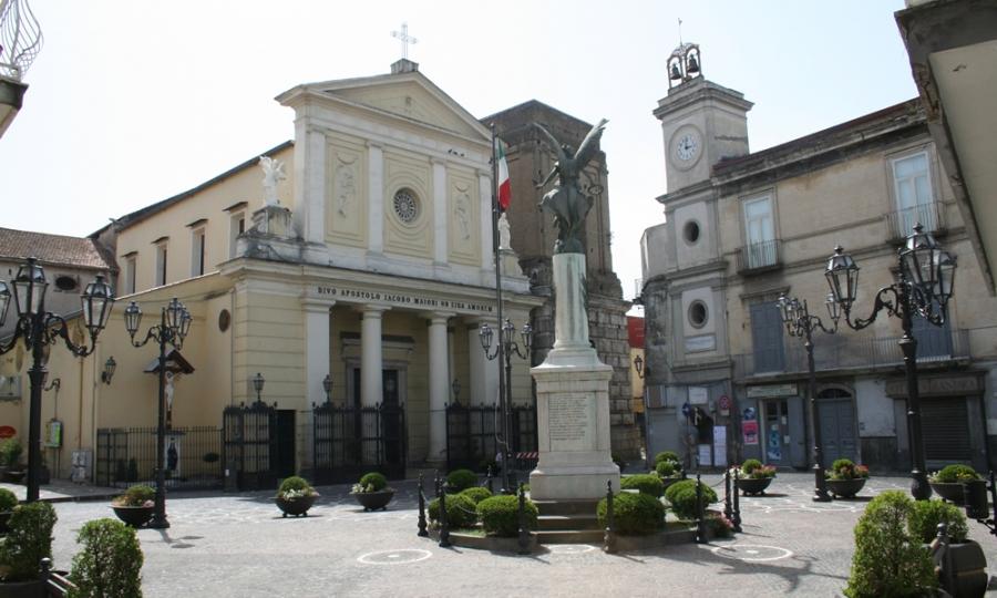 CoronaVirus, nuovo caso a Saviano