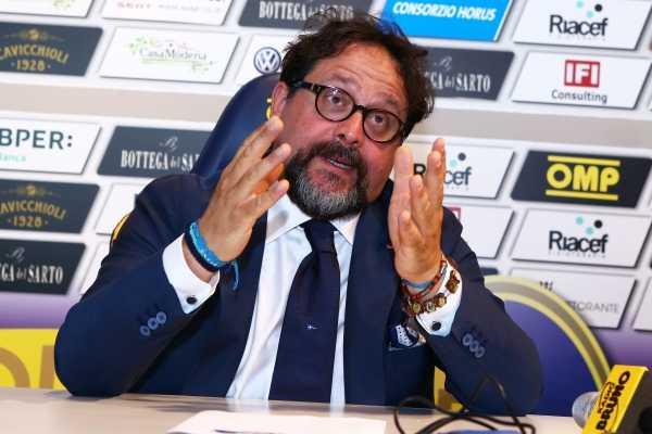 Nola calcio, ufficiale: Pavarese nuovo direttore sportivo