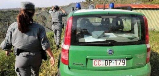Cimitile, carabinieri Forestali sequestrano impianto lavorazione marmo.